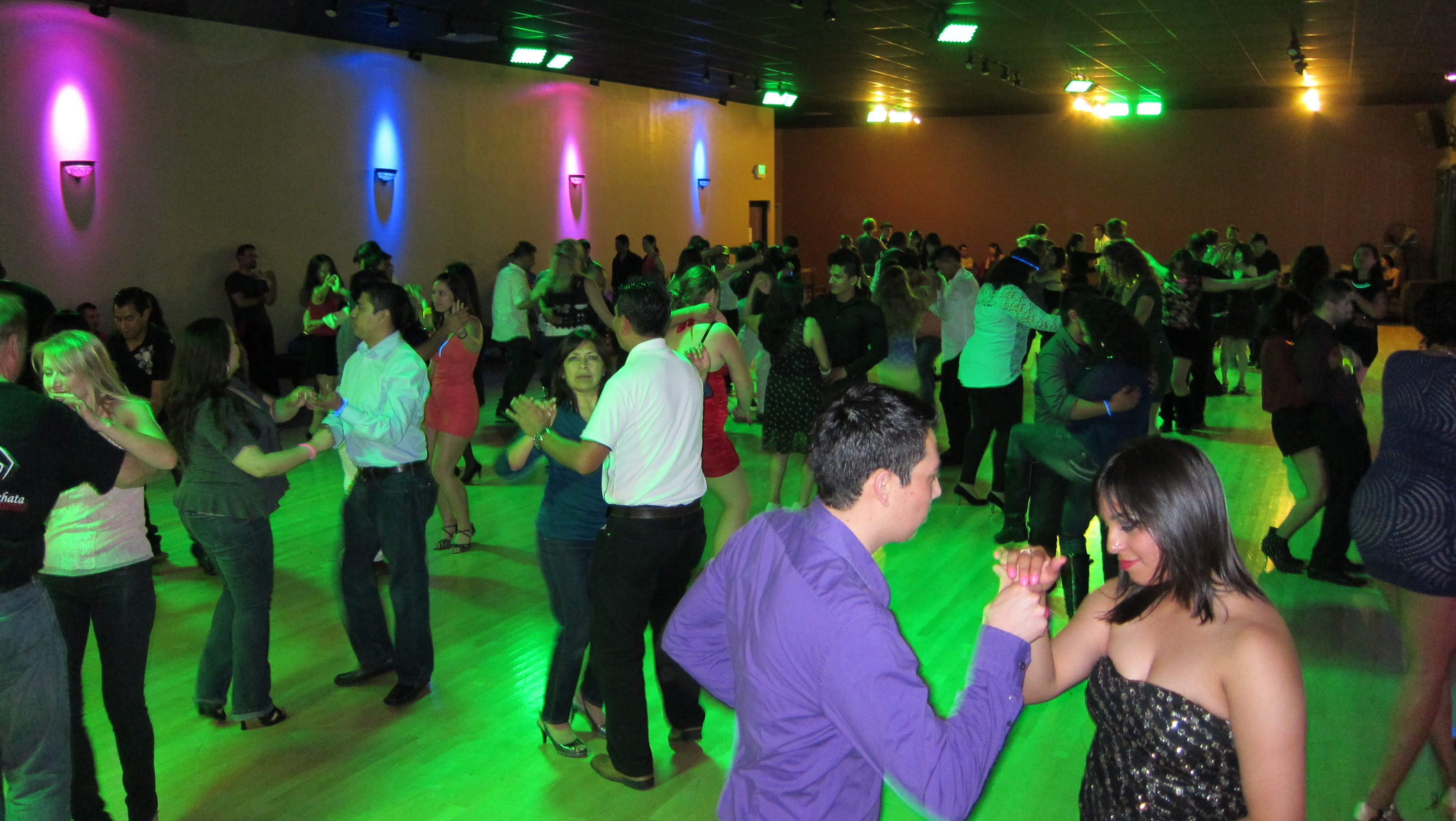 Club Sentimiento - The Bachata party of the Bay Area